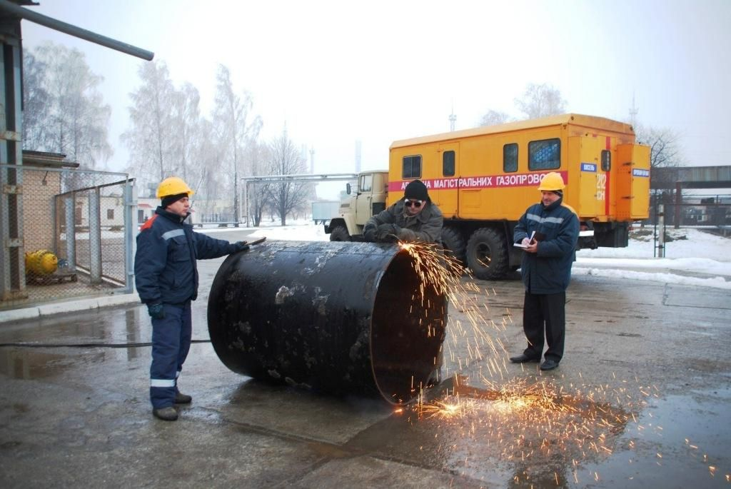 Газосховище / utg.ua