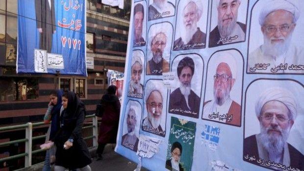 иран выборы / REUTERS