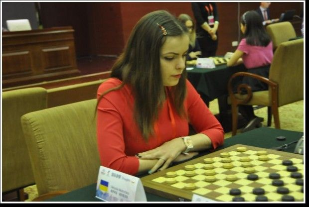 Мотричко стала призером Первых интеллектуальных игр в Китае / imsa2016.fmjd.org