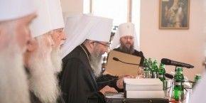 В УПЦ 53 епархии, 11 949 приходов и 247 монастырей