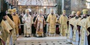 В Киево-Печерской лавре почтили память Собора новомучеников
