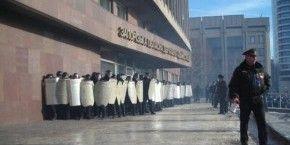 У мережі з'явився запис розмови силовика після зачистки Євромайдану у Запоріжжі (аудіо)