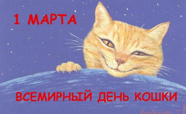 Сегодня отмечают Всемирный день кошек
