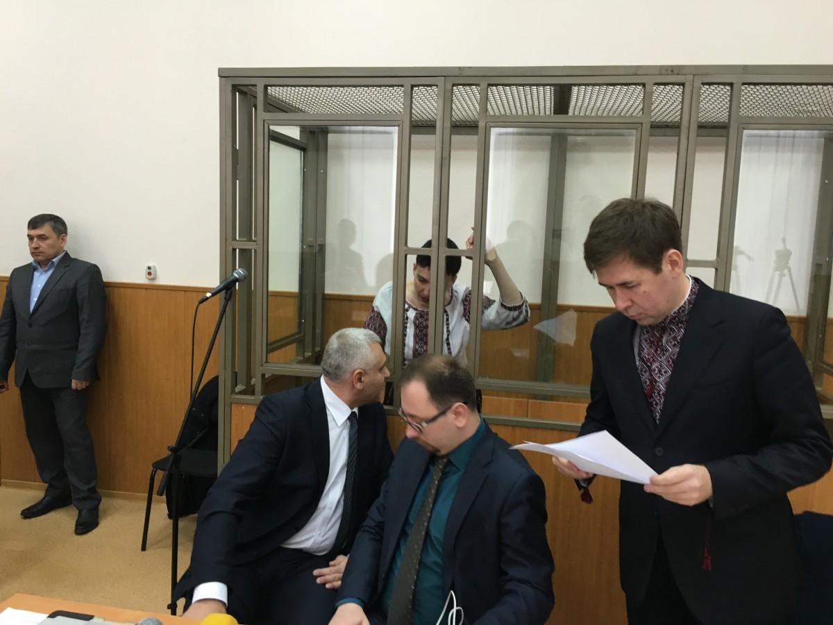 Савченко / УНІАН