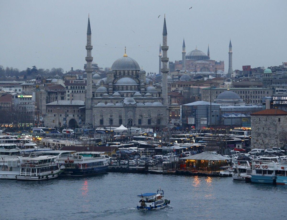 Стамбул / Ілюстрація REUTERS