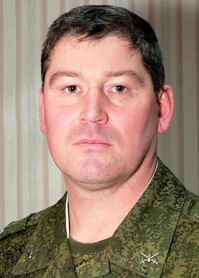 Полковник ЗС РФ Чирков Євген Володимирович / gur.mil.gov.ua