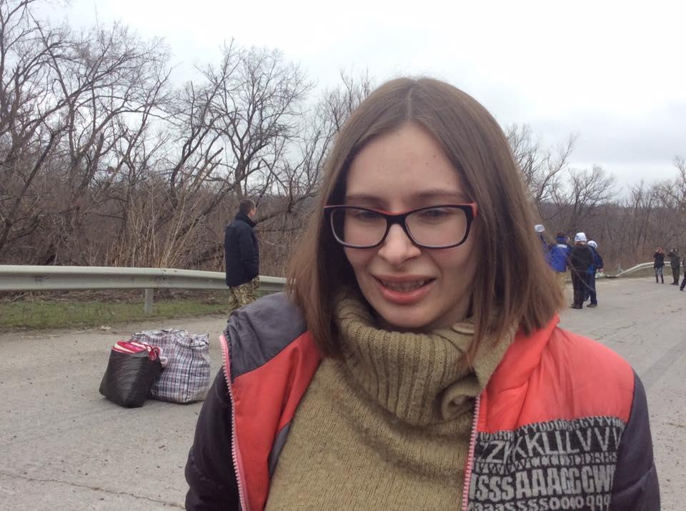 «Лучше сидеть»: экс-пленница высказалась против обмена украинцев натеррористов