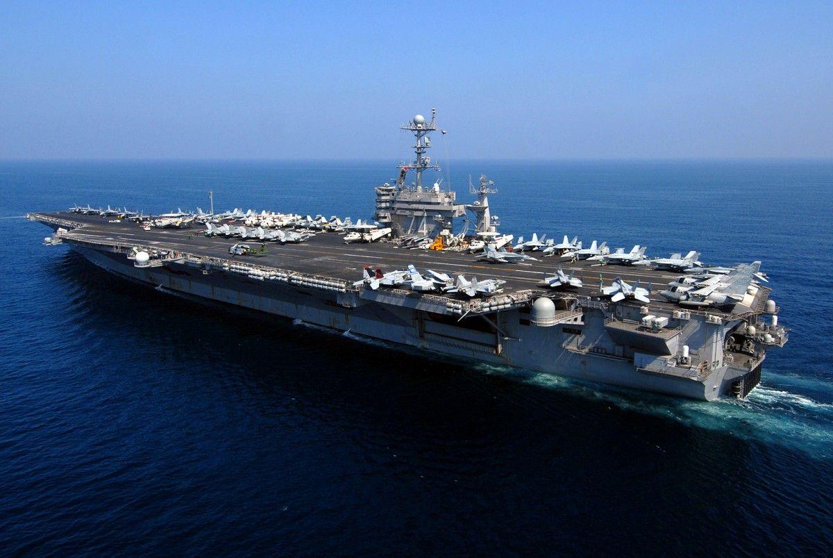 США, авианосец / navaltoday.com