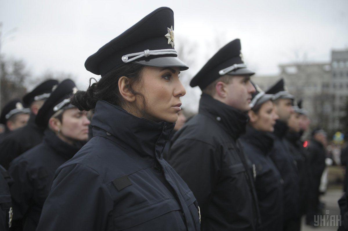 20% из новых патрульных полицейских Полтавы — женщины / Фото УНИАН
