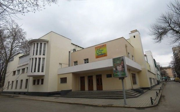 крымскотатарский театр симферополь / 15minut.org