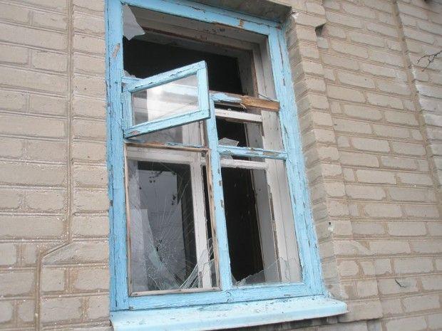 авдеевка обстрел 07.072016 / facebook.com/Vyacheslav.Abroskin