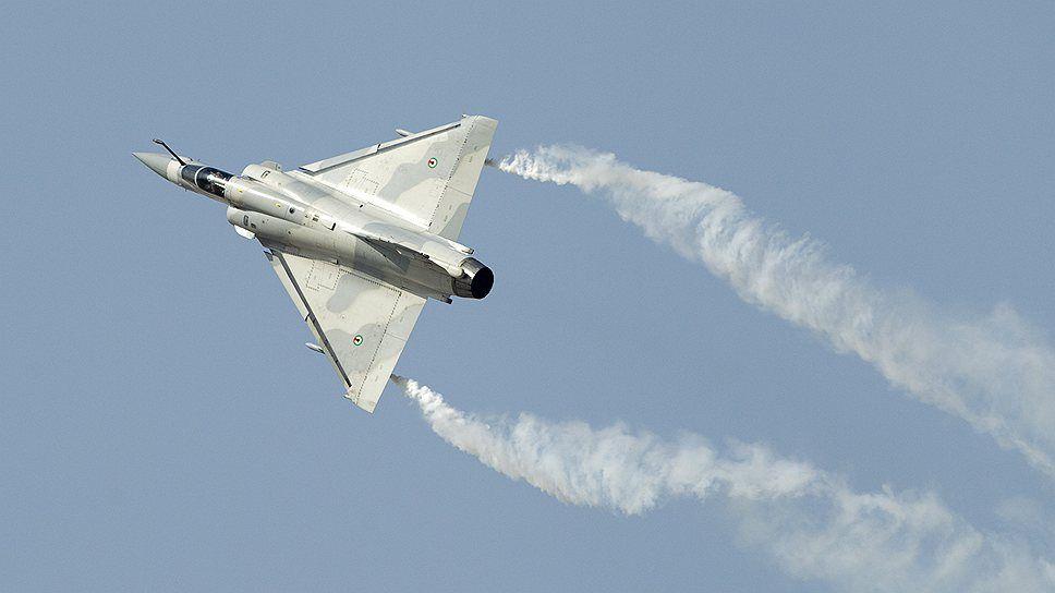 ВВС ОАЭ сообщили опотере истребителя F-16 внебе над Йеменом