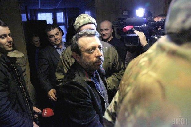 Суд звільнив Корбана під домашній арешт / Фото УНІАН