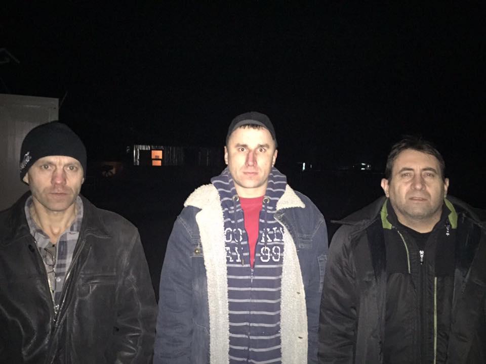 плен, украинцы, освобождение / facebook.com/iryna.gerashchenko