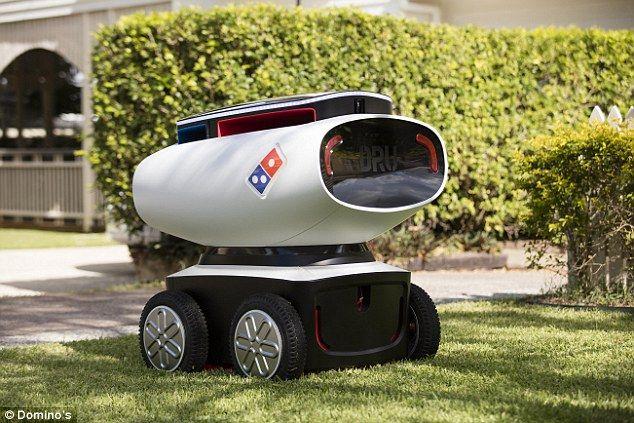 Робот / Domino's