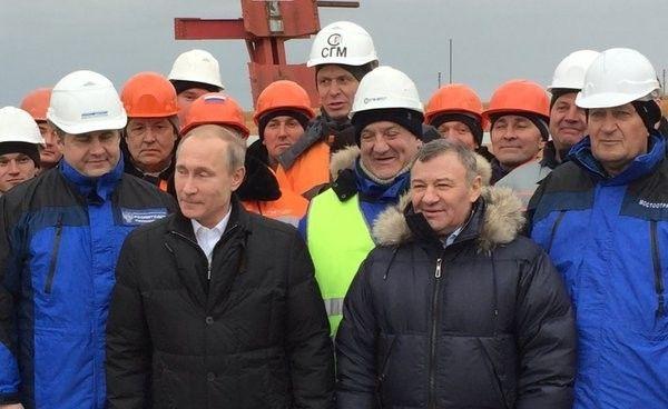 Путин / dimsmirnov175 / Twitter