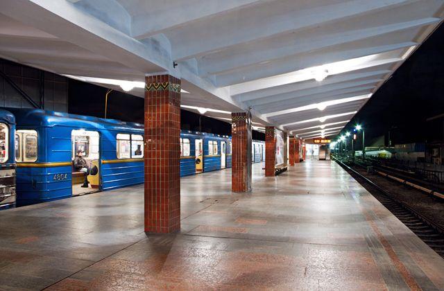 метро дарница / metro.kiev.ua