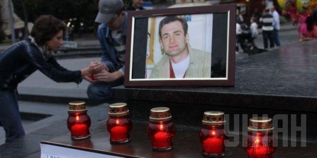 Сегодня похоронят убитого 15 лет назад журналиста / Фото УНИАН