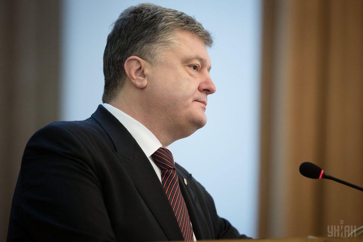 ГПУ не видит криминала в действиях Порошенко в отношении офшоров / фото УНИАН