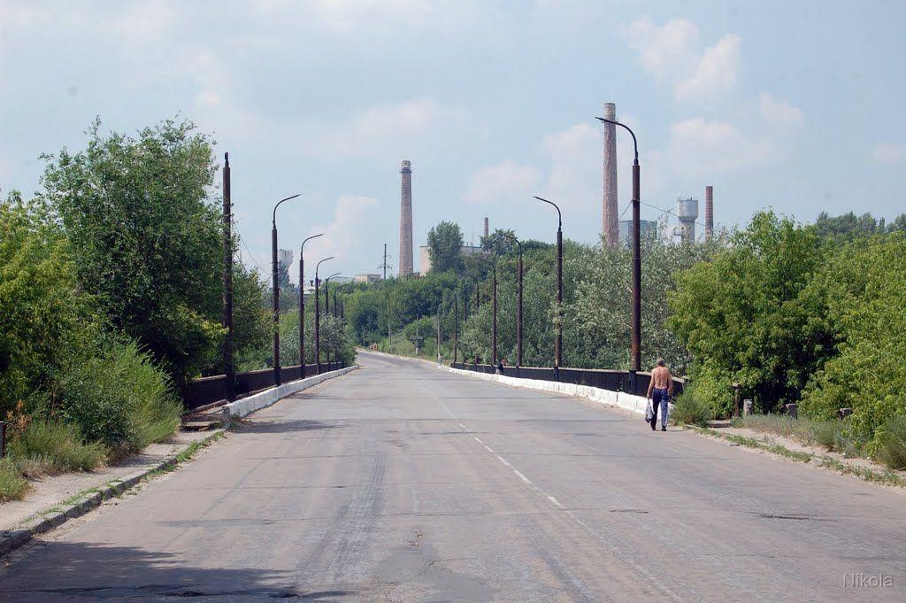 лисичанск мост / panoramio.com/user/3589746