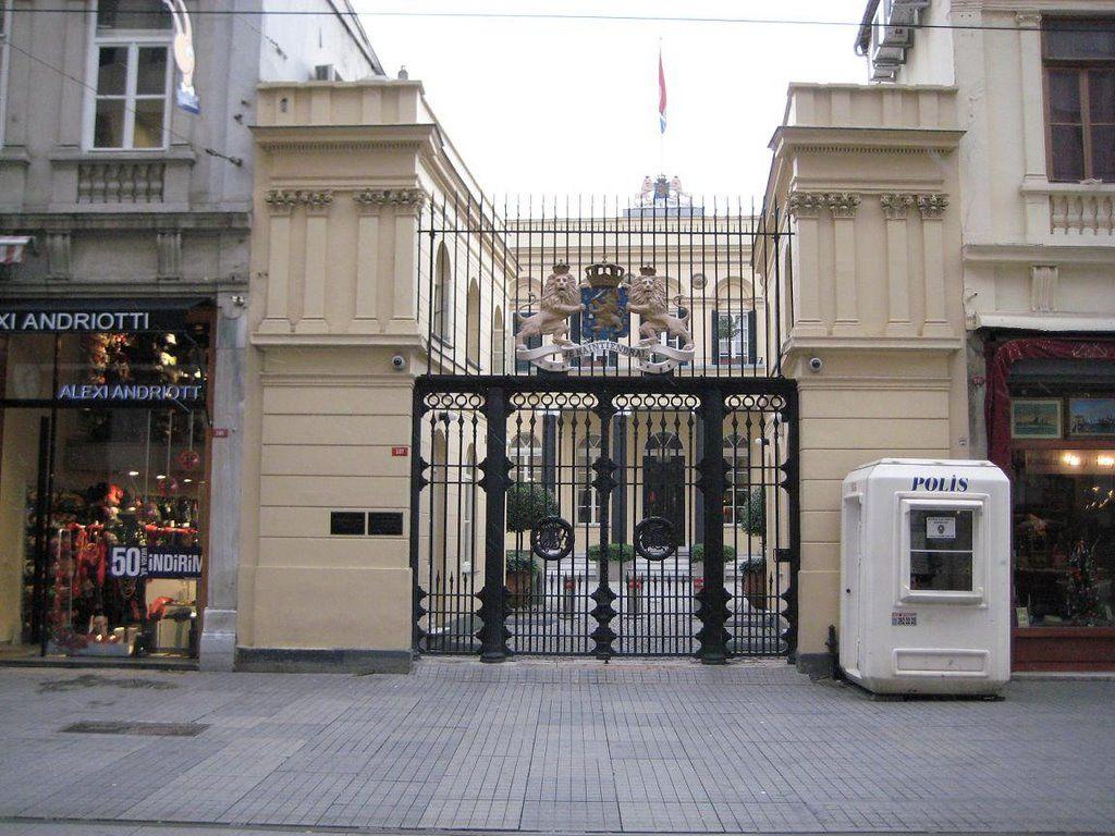 консульство нидерданды стамбул / panoramio.com/user/1245338