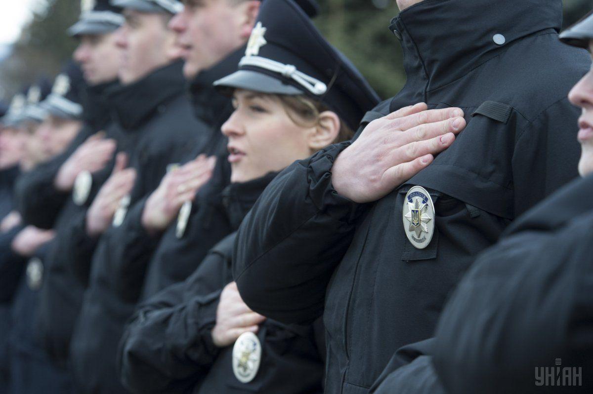 Поліція / Фото УНІАН
