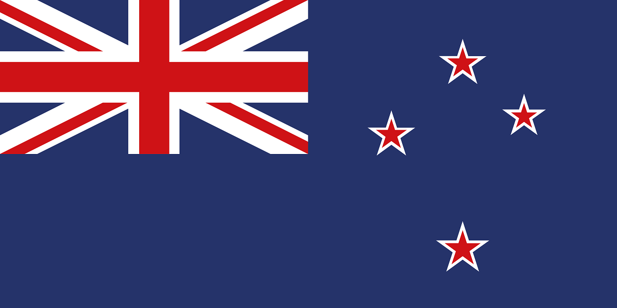 флаг новая зеландия / govt.nz