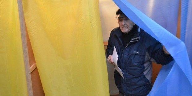 Львов, выборы, голосование / Фото УНИАН