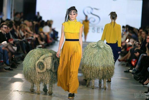 У Львів завершилася Lviv Fashion Week / фото УНИАН