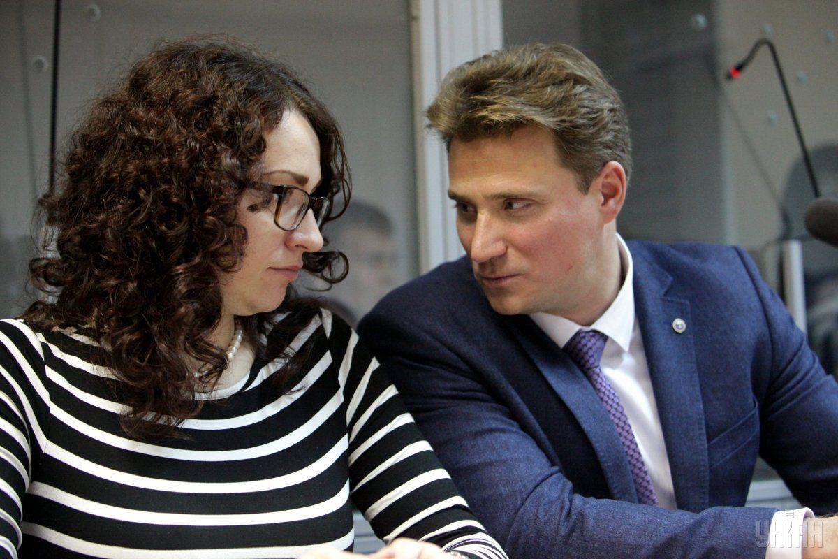 Соколовська отримала охорону від СБУ / Фото УНІАН