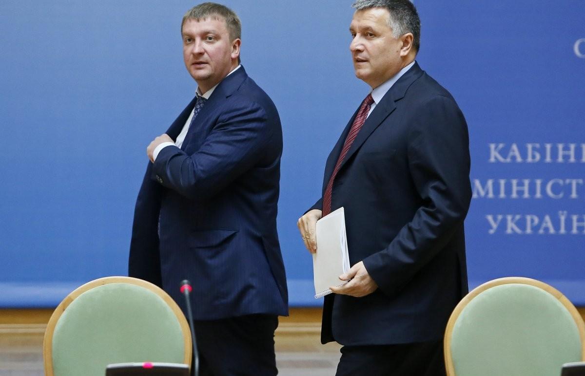 Аваков и Петренко сохранят свои посты в новом Кабмине / Фото УНИАН
