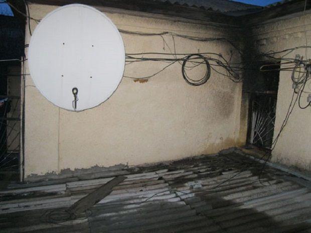 Поліцію відкрила кримінальне провадження за фактом умисного пошкодження майна / фото Нацполіція