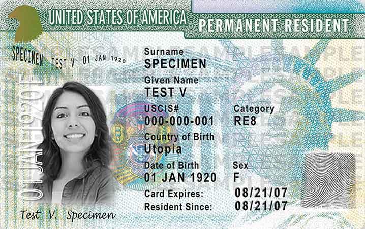 грин-карта сша / usimmigration.us