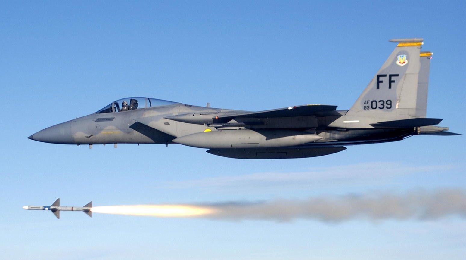 Истребитель F15 / en.wikipedia.org