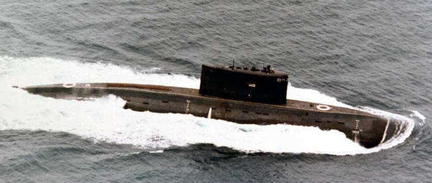 Иллюстративная фотография: подводная лодка класса