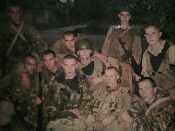 спецназовец / orenday.ru