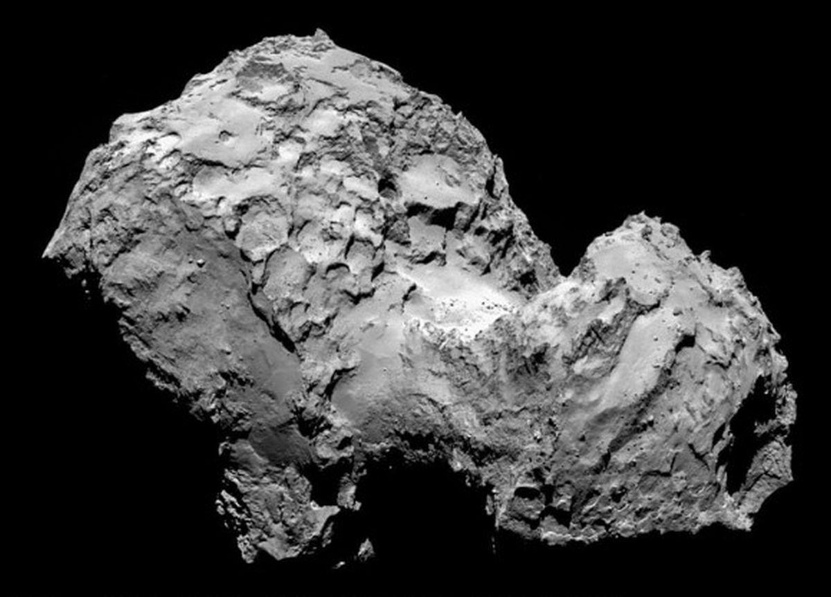 Вчені визначили походження комети Чурюмова-Герасименка
