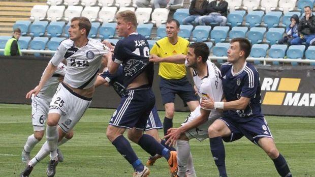 """У ФФУ вважають, що матч УПЛ """"Чорноморець"""" – """"Говерла"""" міг бути договірним"""