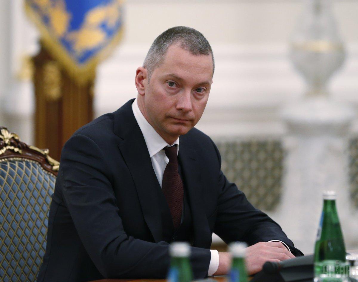 Ложкин, глава АП, Администрация президента / Фото УНИАН