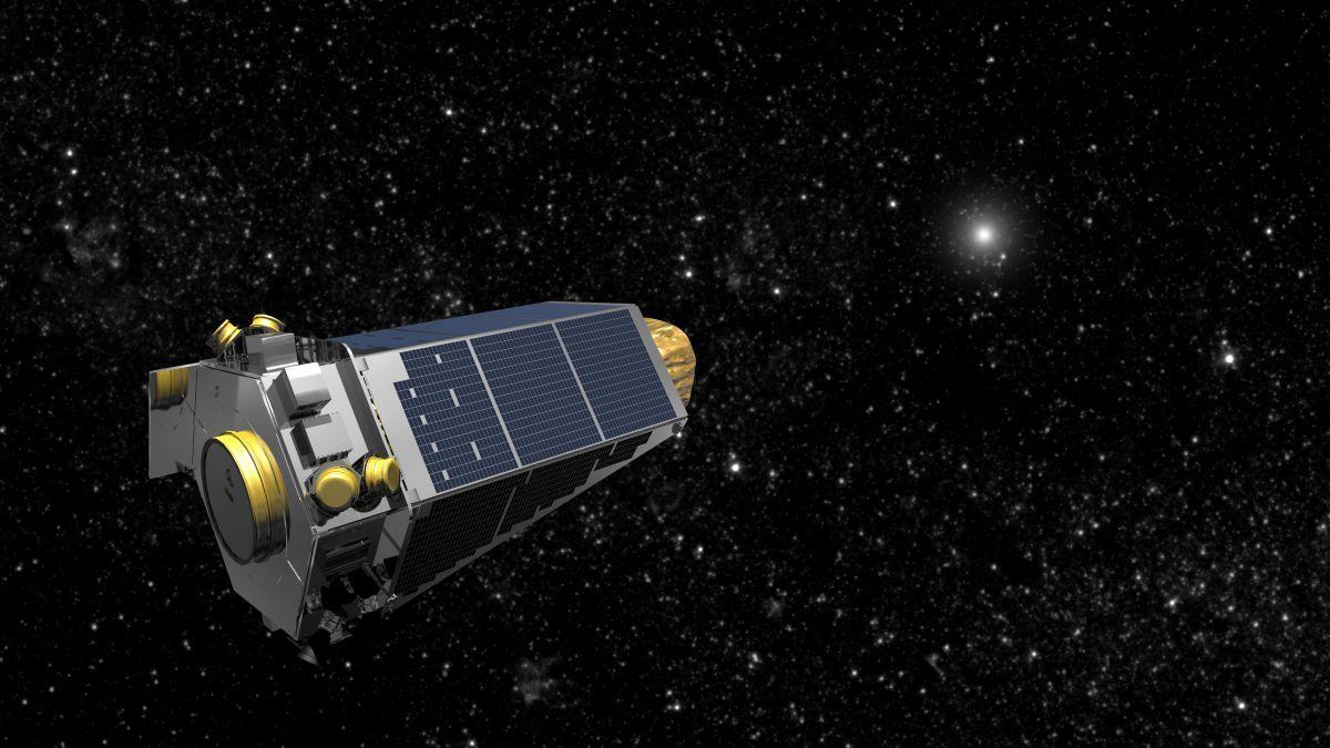 NASA вдалося вивести телескоп Kepler з аварійного режиму