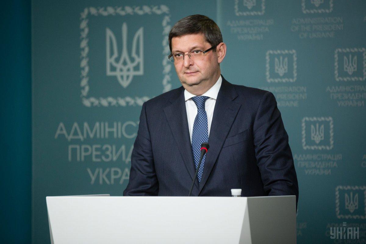 Віталій Ковальчук назвав оптимальні строки проходження проектів реформ / Фото УНІАН