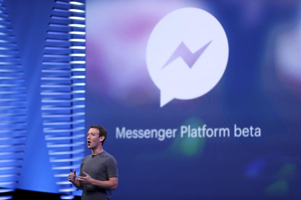 У Facebook Messenger сторонні розробники зможуть створювати ботів