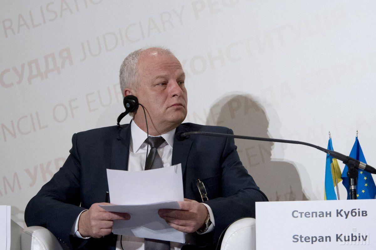 Степан Кубив претендует на пост первого вице-премьера / Фото УНИАН