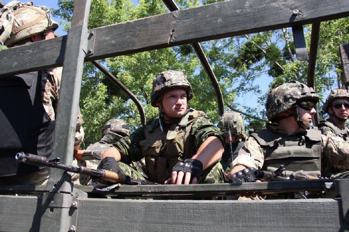 Украина сформирует подготовленный к наступлению кадровый резерв ВСУ