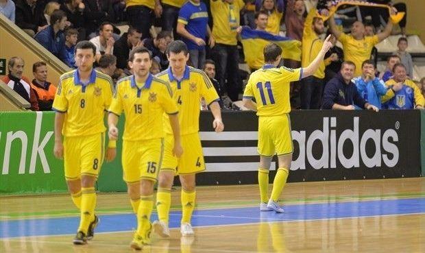 футзал, сборная / Фото Gábor Baricsa