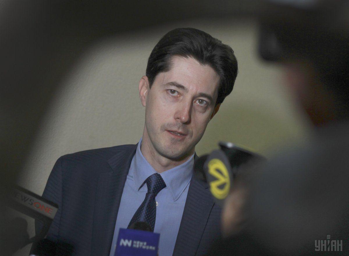 Касько: За 13 років роботи в органах прокуратури щодо мене не було жодних перевірок чи питань / Фото: УНИАН