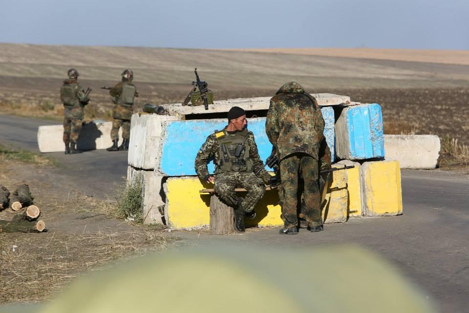 Бійці були поранені під час обстрілів / Фото facebook.com/theministryofdefence.ua