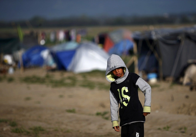 мигранты / REUTERS