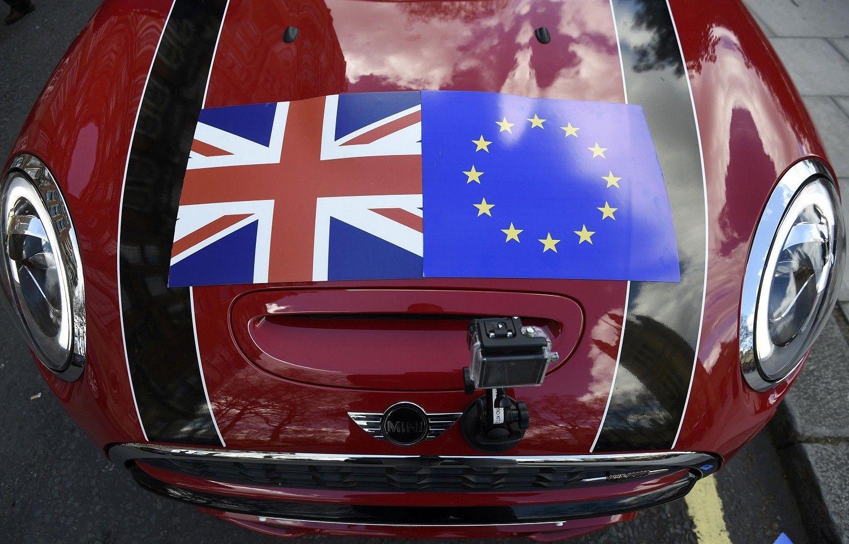 Опрос: Референдум вБритании подтолкнет страны квыходу изЕС
