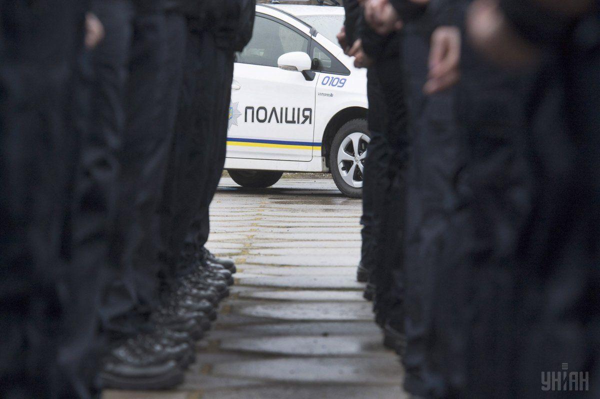 полиция патруль / Фото УНИАН